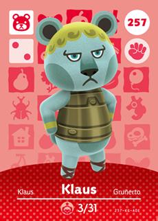 Klaus Icon