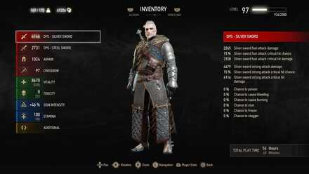 Best Looking Armor for Geralt - Ursine.jpg