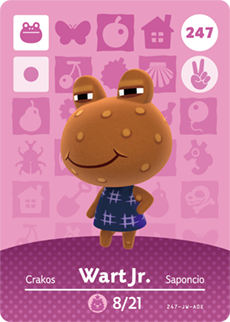 Wart Jr. Icon