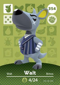 Walt Icon