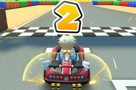 Rocket Start (RMX Mario Circuit 1R).jpg