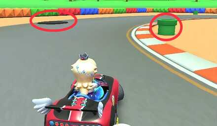 Pipe and Spilled Oil (RMX Mario Circuit 1R).jpg