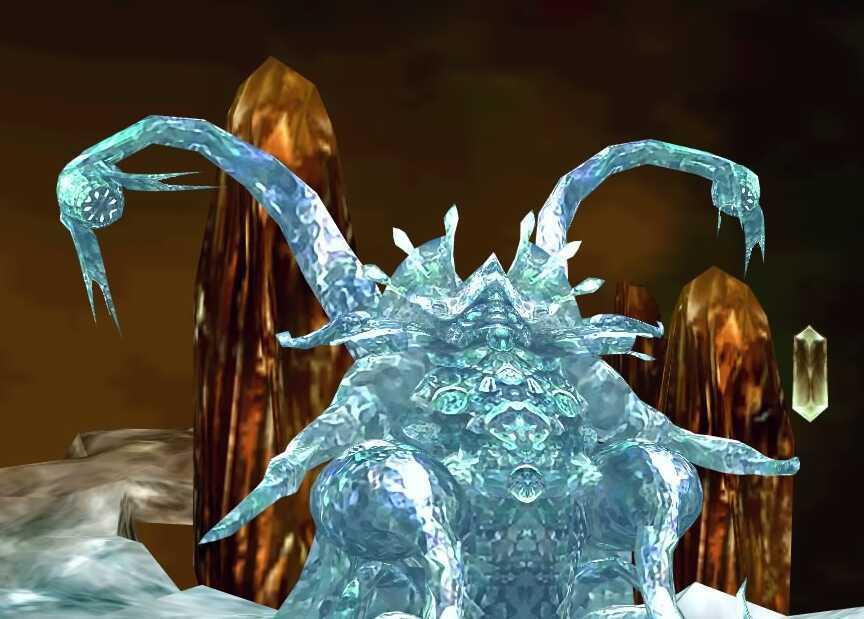 Kraken (Crystal) Image