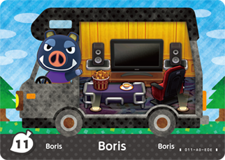 Boris Icon