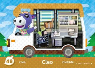 Cleo Icon