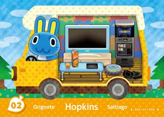 Hopkins Icon