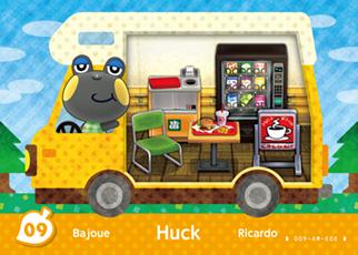 Huck Icon