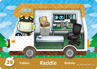 Raddle Icon