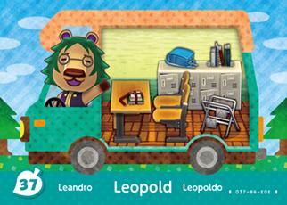 Leopold Icon