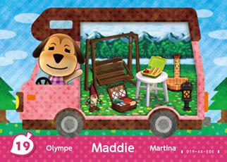 Maddie Icon
