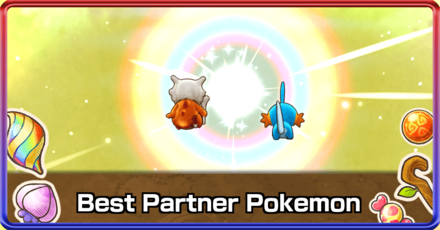 Best Partner Pokemon