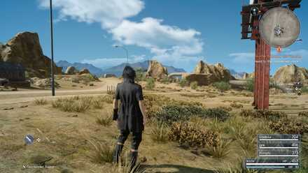 Hunter becomes Hunted 01 FFXV Story Walkthrough
