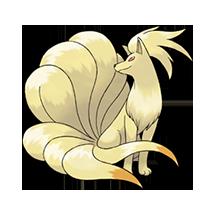 Ninetales Image