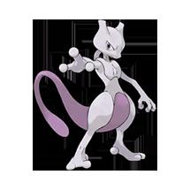 Mewtwo Image