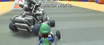 Vs. Mega Metal Mario