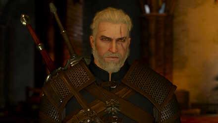 Geralt Banner