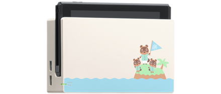 Animal Crossing Dock