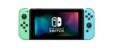 Animal Crossing Switch Front