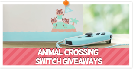 Switch Giveaway
