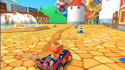 Daisy Hills R T Shortcuts And How To Raise Your Score Mario Kart