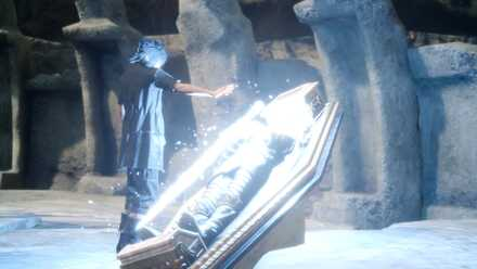 FFXV_Royal Tomb_story walkthrough