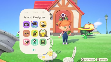 What is Island Designer