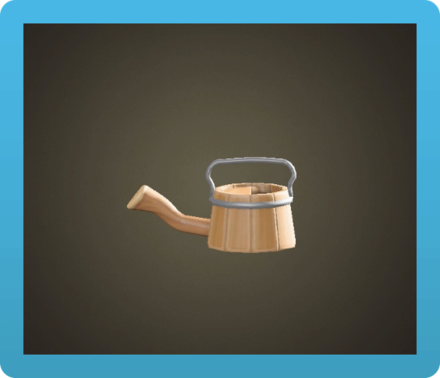 Flimsy Watering Can Icon