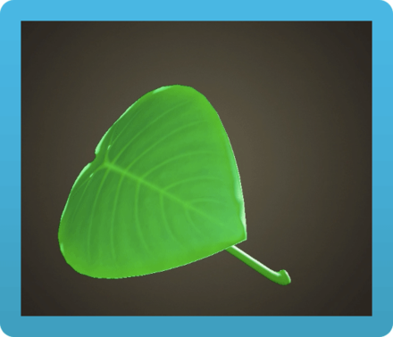 Leaf Umbrella Image
