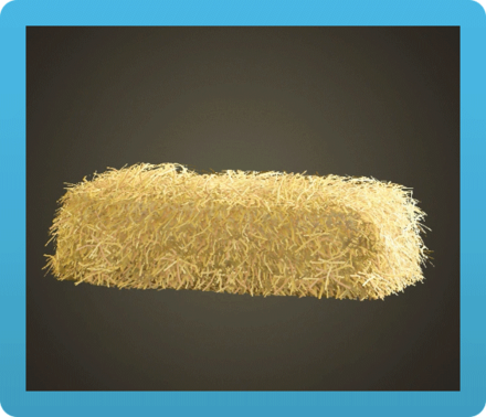 Hay Bed Icon