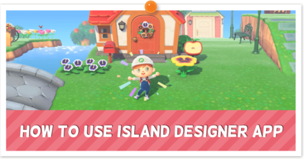 How to Use Island Designer App
