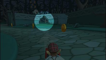 Shortcut (Luigi