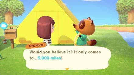 5000 Miles Loan