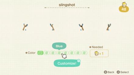Customize Tools