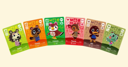 List Of Amiibos And Compatibility Acnh Animal Crossing New