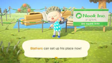 BlathersTent