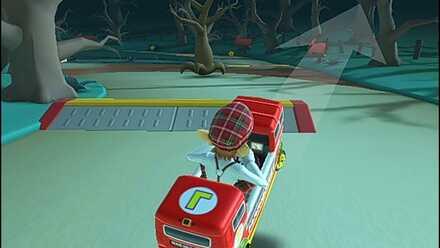 Road Humps (Luigi