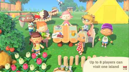 Animal Crossing New Horizons (ACNH) How to Add Friends