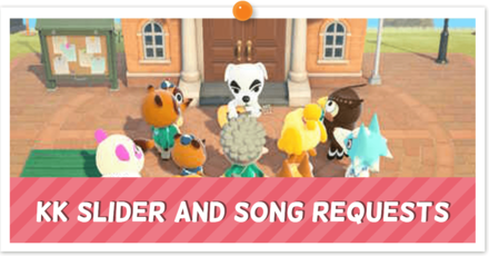 KK Slider and Song Requests