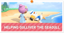 Gulliver the Seagull