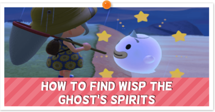 How to Find Wisp the Ghost