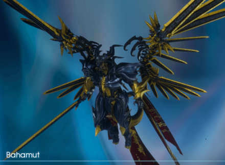 FFXV_Bahamut_Summons