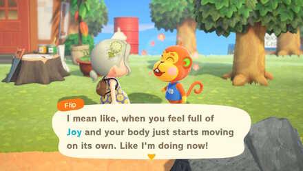 ACNH - Learning Joy