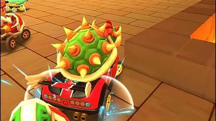 Drifting (Bowser