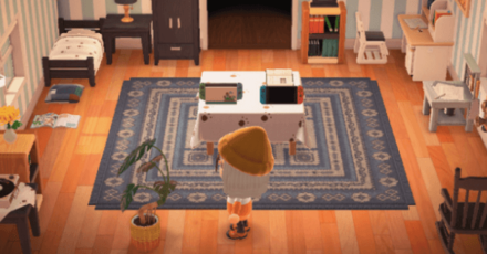 Designing Your House - How to Use Storage and Decorating ... on Living Room Animal Crossing New Horizons  id=13772