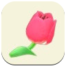 ACNH Pink Tulip Icon