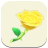 Yellow Rose Icon