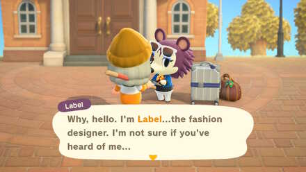 Label S Fashion Challenge Themes Rewards Acnh Animal Crossing New Horizons Switch Game8