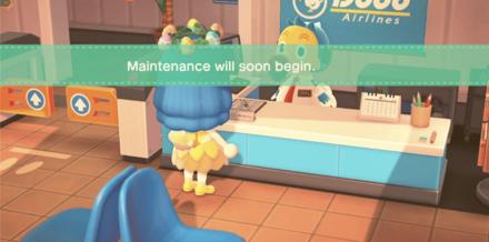 Maintenance Announcement