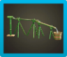 Bamboo Noodle Slide Icon