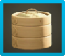Steamer-Basket Set Icon